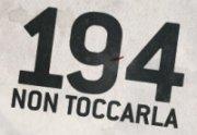 194 non  toccarla