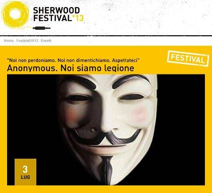 Anonymous - Noi siamo legione