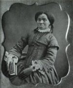 Unidentified Free Black Woman, ca. 1852.