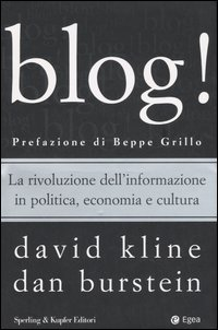 Blog! di David Kline e Dan Burstein