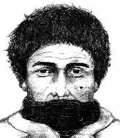 L'identikit di uno dei componenti della banda del Brabante