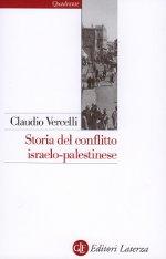 Storia del conflitto israelo-palestinese di Claudio Vercelli