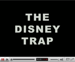 The Disney Trap