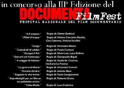 DocumentaFilmFest