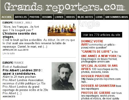 GrandsReporters.com
