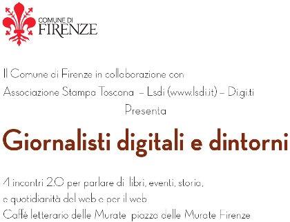 Giornalisti digitali e dintorni