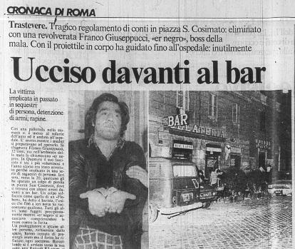 Delitto Giuseppucci