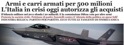 Spese militari