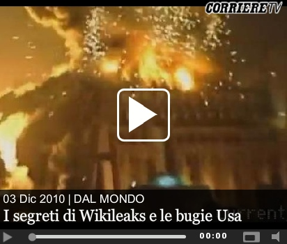 I segreti di Wikileaks e le bugie degli Stati Uniti - Current.tv